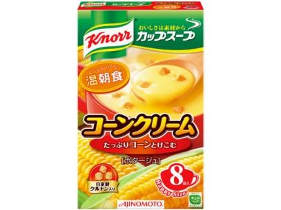 クノール カップスープ コーンクリーム